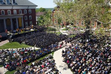 Commencement 2009 5